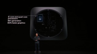 Mac mini with new CPUs
