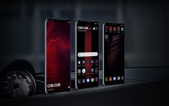 Huawei Mate 20 RS Porsche Design available for pre-order in the UK