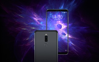 Meizu Note 8 unveiled with a 6