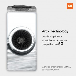 The posters from Weibo and Xiaomi Spain Facebook page