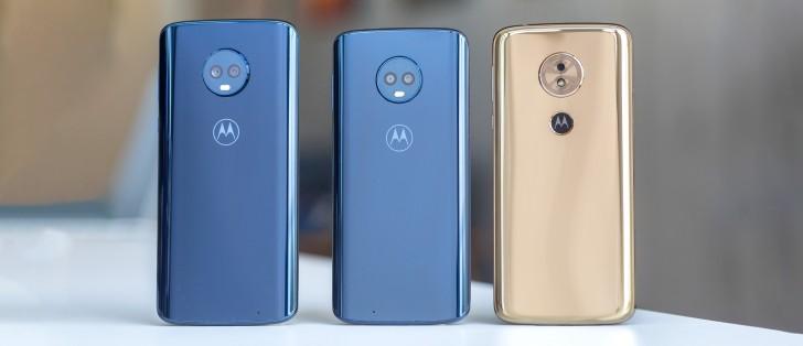 Moto G7 Play gets certified at EEC - GSMArena com news