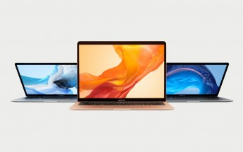 Apple unveils new MacBook Air with Retina Display, thinner bezels, updated internals