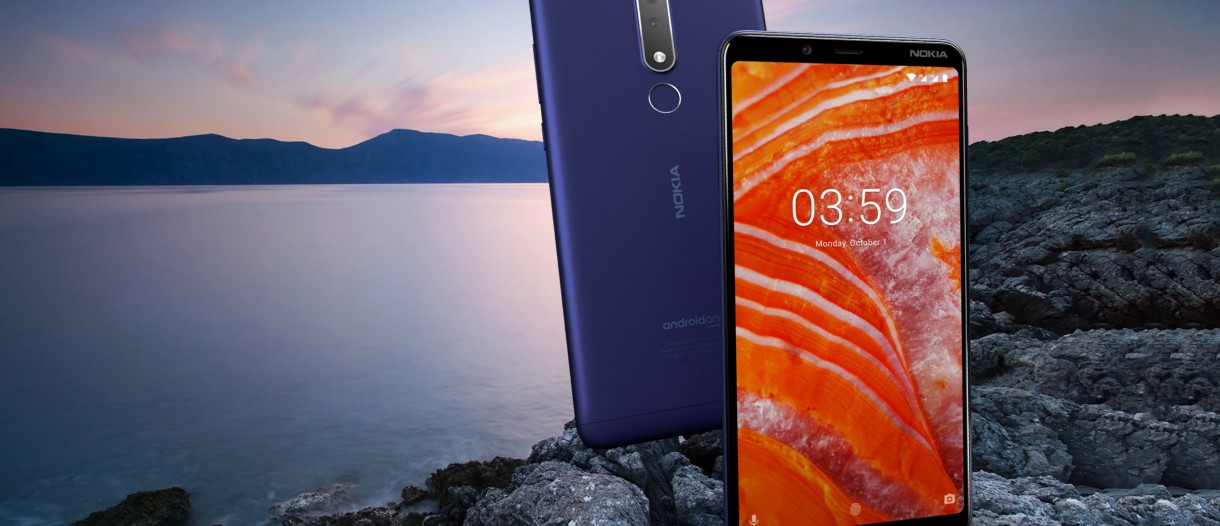Nokia 3.1 Plus gets Android 10 update with April security patch ...