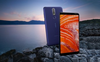 Nokia 3.1 Plus unveiled in India with a 6