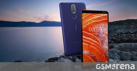 Nokia 3.1 Plus gets Android 10 update with April security patch