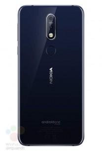 Nokia 7.1 press renders