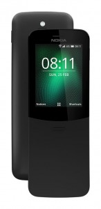 Nokia 8110 4G in Black