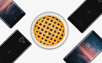 HMD Global shares its Android Pie update roadmap