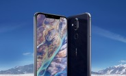 "Nokia X7 goes official with S710 chipset,  6.18"" PureDisplay and Zeiss dual camera"