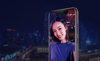 20MP selfie camera