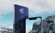 Nokia 7.1 Plus teaser images released, the unveiling is tomorrow