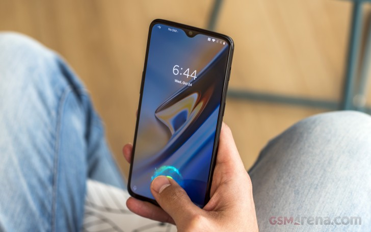OnePlus 6T is here with a smaller notch, in-display fingerprint reader, bigger battery