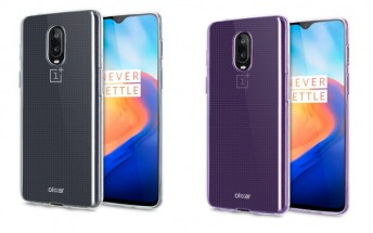 OnePlus 6T now gets portrayed inside a bunch of cases, 3.5mm jack confirmed to be missing