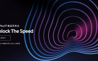 OnePlus 6T Chinese launch set for November 5