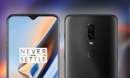 OnePlus 6T press images reveal all about design, waterdrop notch exposed