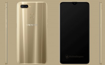 Oppo A7 leak confirms that's it's actually the re-badged Realme 2