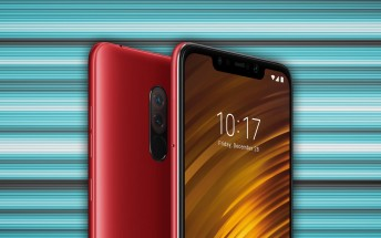 Rosso Red Pocophone F1 will be on sale in India on October 11