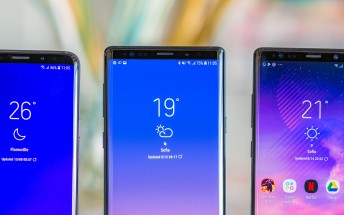 Samsung's Galaxy S10 trio and foldable phone detailed in insider report