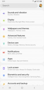 Samsung Experience 10 on Android 9 Pie
