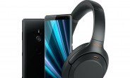 Sony Xperia XZ3 pre-orders in the Netherlands come with a free pair of WH-1000XM3 headphones