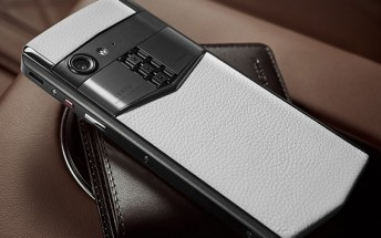 Vertu comes back to life with Aster P Android smartphone