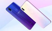 vivo Z3i is a rebranded V11i in China
