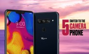 Weekly poll: can five cameras seduce you to buy the LG V40 ThinQ?