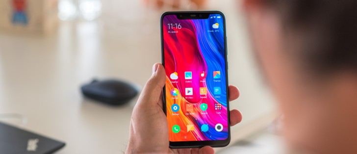 Xiaomi Mi 8 now in stock in the UK - GSMArena com news