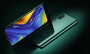 "Xiaomi Mi Mix 3 slider debuts with 6.4"" screen, four cameras and 5G version"