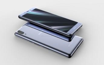 Sony Xperia L3 leak reveals side-mounted fingerprint sensor, dual rear camera
