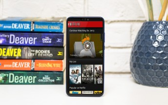 Honor teams up with Netflix for the 8X