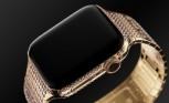 Apple Watch Series 4 Red Caviar (rubies)