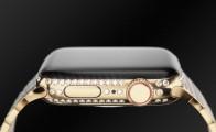 Apple Watch Series 4 White Caviar (633 white diamonds)
