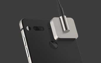Essential's Audio Adapter HD headphone jack accessory is finally available