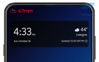 Samsung Galaxy S10 to take after Galaxy A8s design