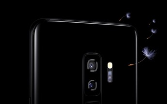 The top Galaxy S10 models will have a ceramic back