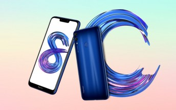 Honor 8C launched in India for $170