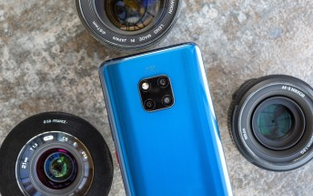 Huawei Mate 20 Pro goes on sale in India on November 27