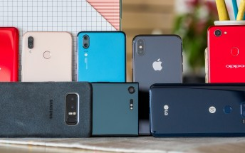 Smartphone market slowed down in Q3 but Chinese makers flourished