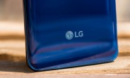 LG patents a smartphone design with under-display front camera