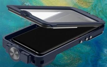 Huawei starts selling Mate 20 Pro's protective case for its underwater mode