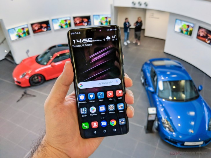 Huawei Mate 30 Rs Porsche Design Also Incoming Gsmarena Com News,Hand Made Simple Hand Work Blouse Designs Images