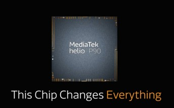 MediaTek teases upcoming Helio P90 chipset with