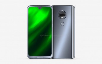 Moto G7 with Snapdragon 660 and 4/64GB memory on board passes FCC