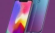 Motorola P30 now available in Aurora gradient color