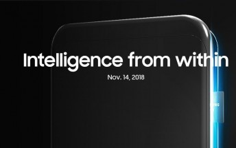 Samsung's new Exynos chipset powering the Galaxy S10 gets unveiled next week