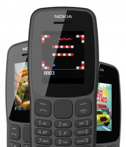 The new Nokia 106