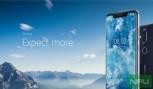 Nokia 8.1 press materials