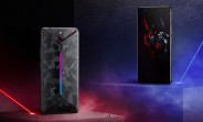 nubia Red Magic Mars comes with up to 10GB of RAM, shoulder buttons