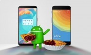 OnePlus 5 and 5T get Android 9.0 Pie beta in China
